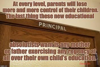 Principal's Door